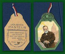 FRANCE VIGNETTE Journée Pasteur (laboratoire),  (médecine, Medicine) cinderella