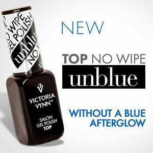Victoria Vynn Unblue NO WIPE TOP Coat UV/LED Gel Polish Varnish Soak Off Nails.