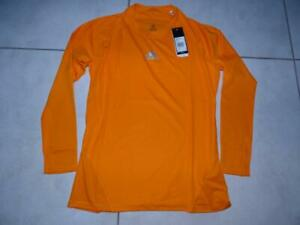 New Adidas techfit Alphaskin compression long sleeve top t-shirt. Size Large