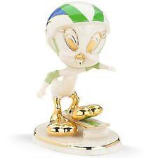 Lenox Tweety Skateboarding Figurine Bird Helmet Looney Tunes Warner Bros New