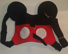 Mickey Mouse from Disney Toddler Kids Harness With Leash with Lock & Key.Db