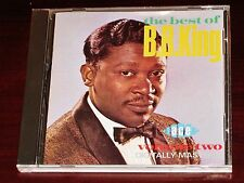 B.B.King : The Best of - Volume Two CD 1987 Greatest Hits 2 Ace CDCH 199 Nimbus