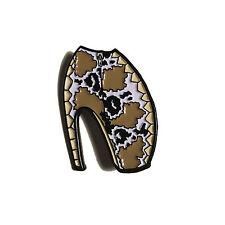 Enamel Pin Alexander McQueen Armadillo Shoe Boot 2010 Platos Atlantis Lady Gaga