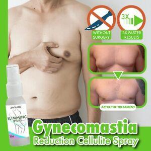 Gynecomastia Reduction Cellulite Spray ( 50% Discount)
