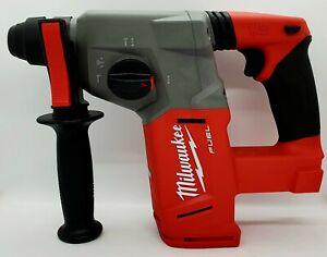 Milwaukee M18CH-0 18V Li-ion Cordless Brushless Fuel 26mm SDS Plus Rotary Hammer