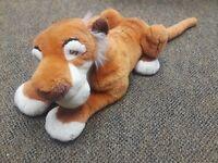 Jungle Book Shere Khan Plush Doll Toy Disney