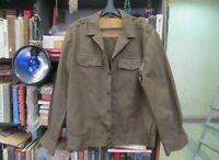 Vintage Jacket Officer Russian Soviet Army Military Uniform CCCP USSR Original