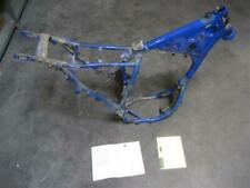 SUZUKI DR 350 S SK42B RAHMEN KOMPLETT MIT KFZ-BRIEF FRAME WITH PAPERS *