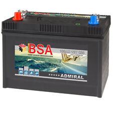 BSA Bootsbatterie 100AH 12V Batterie Boote Versorgungsbatterie Marine