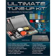 Set:  Winmau Ultimate Tune-Up Kit Dart Zubehör Shafts Flights