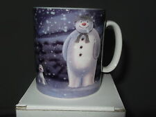 THE SNOWMAN AND THE SNOWDOG CLASSIC CHRISTMAS TV SHOW DVD MOVIE MUG UK SELLER