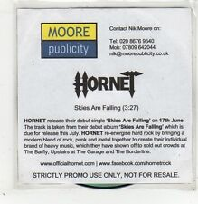 (GB761) Hornet, Skies Are Falling - DJ CD