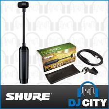 Shure Gooseneck Pro Audio Microphones