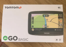 TomTom Car Sat Nav GO Basic, 5 Inch, with Traffic Congestion and Speed Cam Alert