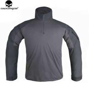 Emerson G3 Tactical Military Combat Shirt Mens Long Sleeve Army Pullover T-Shirt