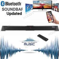 Home Theater TV Soundbar Wireless Speaker TV Soundbox Powered Coaxial Optical