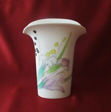 Hutschenreuther Leonard Paris - Dekor: Louxor -  Vase H. 18,5 cm