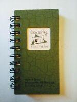 Geocache Seek & Find Journal. Write it Down