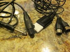 Yamaha Midi Interface i MX-1 Audio Adapter - +Adapter Cables See Photosb VG+