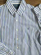 POLO BY RALPH LAUREN men's long sleeve shirt size 16 (40/41)