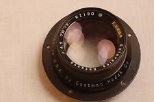 Kodak 7 1/2 inch f4.5 Enlarging Ektanon Lens #5884
