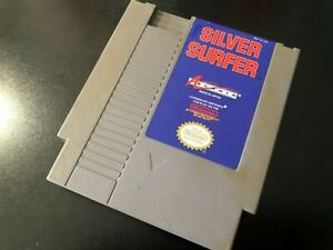 NES Nintendo Silver Surfer - You know you want to suffer through this. Really.