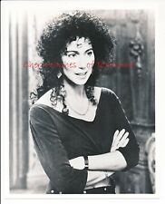 """Cher-Witches of Eastwick 8"""" x 10"""" Black & White Photo-1987-#380A"""
