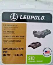 Leupold Std Winchester Xpr Rvr 2-pc Base, Matte, 174499 New