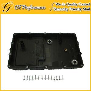 Quality Transmission Oil Pan for 13-16 Hyundai Genesis/ 15-17 Kia K900 3.8L V6