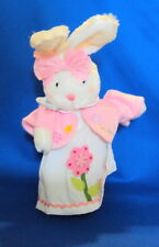 Rabbit toy collectible holidays pink easter