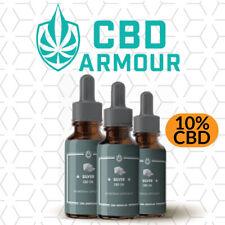 CBD Oil 20ml - 10% CBD and Organic 2000mg Cannabidiol