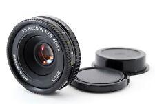 Ricoh XR Rikenon 45mm f/2.8 MF Pancake Lens Pentax K [Excellent++] [by FedEx]