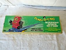 Topper 1971 Ding-A-Ling Straight Space Skyway NMIB ! (Ding A Ling Not Included)