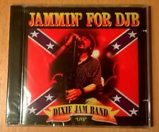 DIXIE JAM BAND Jammin' For DJB (CD sealed) MOLLY HATCHET Southern rock