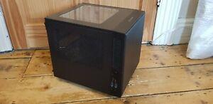 Thermaltake Suppressor F1 Mini ITX Black PC Case with Window