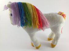 """Rainbow Brite Starlite Horse 12"""" 1983 Hallmark"""