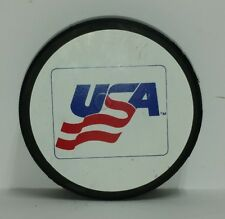 Team USA Hockey Olympic Puck