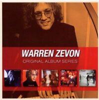 Warren Zevon - Original Album Series: Bad Luck S NEW CD