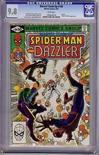 MARVEL TEAM-UP #109 CGC 9.8 White Pages Amazing Spider-Man and Dazzler
