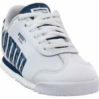 Puma Roma Basic GG Toddler Sneakers Casual    - White - Boys
