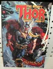 THE MIGHTY THOR - LORD OF ASGARD - SPIRAL TPB  FIRST PRINTING