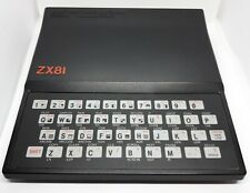 "Sinclair ZX81 ""Sleeper"" Flash-ROM, 32k, Hi-Res, vLA81, Kabeln, Klassisch Modern!"