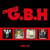 CHARGED GBH - 198184 4CD CLAMSHELL BOXSET [CD]