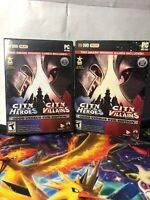 City of Heroes - city of villains: Good Versus Evil Edition PC Perfect Disc!