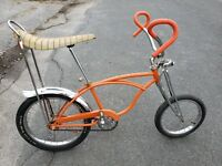 3501c96ba18 1968 SCHWINN STINGRAY RUN-A-BOUT 3-SPEED STIK SHIFT Cali Bike ...