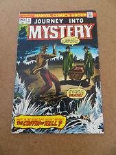 Journey Into Mystery (vol 2)  9 . Marvel 1974 . FN / VF