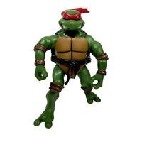 """TMNT Teenage Mutant Ninja Turtles Raphael Playmates 2002 5"""" Action Figure"""