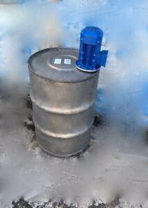 Titanium Vessel Leaching Reactor 200l gold platinum palladium mining e-waste