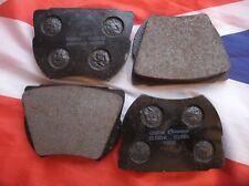 NUOVO Mintex ROVER P4 80.95.100 & 110 modelli 1959 1964 pastiglie dei freni anteriori Mintex