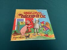 Shagglepuss And The Wizard Of Oz Vinyl LP